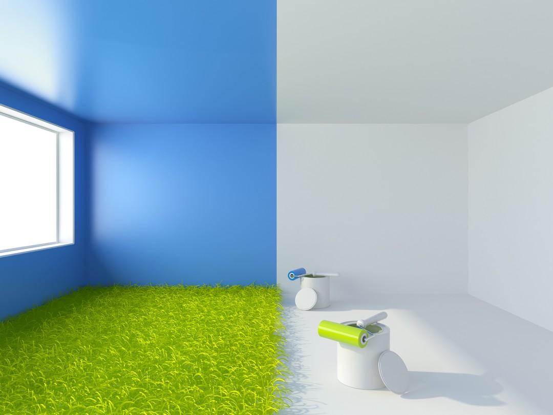 la peinture bio mon. Black Bedroom Furniture Sets. Home Design Ideas