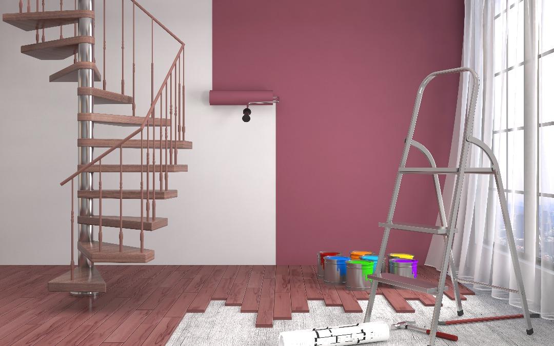 peinture int rieure comment la choisir mon. Black Bedroom Furniture Sets. Home Design Ideas
