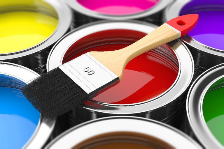 Comprendre l'étiquette d'un pot de peinture