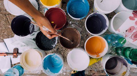 Calculer ses besoins en peinture