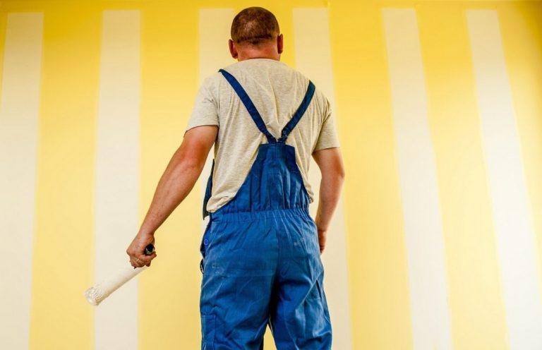 Les étapes préalables à la peinture