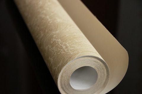 Le papier peint intissé
